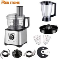 OEM 600W 8 in 1 food processor with multi-function