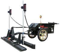 Two - wheel self - controlled laser Screed EV850-2 Aolide