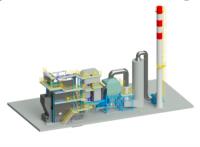 Martech Vietnam ( ASME , EN, JIS Standard ) Biomass Steam Boiler