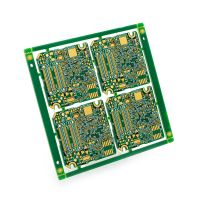 Quick Turn FR4 2 Layer Aluminum PCB Printed Circuit Board