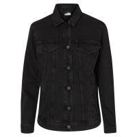 fashion men plain denim jacket slim fit quilted jackets