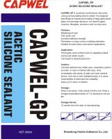 CAPWEL GP(silicone sealant)