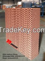 zhongrun company evaporative cooling pad