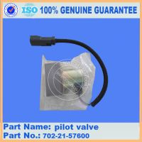 sell PC400-7 pilot valve of main pump 702-21-57600(Email:bj-*****)