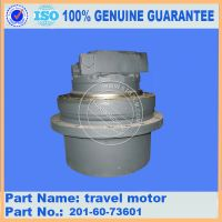 sell PC60-7 mini excavator travel motor 201-60-73601(Email:bj-*****