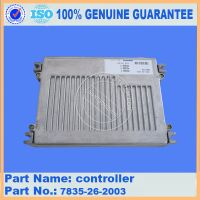 sell Excavator spare parts PC300-7 CONTROLLER 7835-26-2003(Email:bj-*****