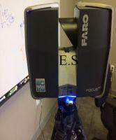 Faro Focus 3D S20 Laser Scanner