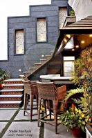 Terrace Garden Designers in Delhi