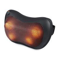 Car Neck Massage Pillow Electric Full Body Back Shiatsu Cushion