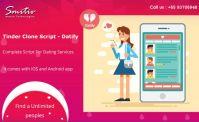 Dating app develpoment - Datify | Tinder clone | Tinder clone script