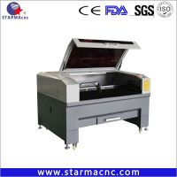 USA Inproted lens cnc co2 laser cutting engraving machine