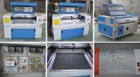 RECI 100W cnc co2 laser cutting engraving machine