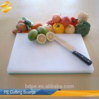 High Quality anti-microbial kitchen plastic cutting board with Best Price