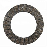 Clutch Disc Clutch Facing Materials: Asbestos or Non-Asbestos or Ceramic