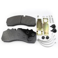 Truck Brake Pads Wva29087 for Iveco Mercedes-Benz Saf Manoe 0044202220 Wva29061