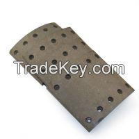 WVA 19094 brake lining, BC37/1 commercial vehicle brake linings