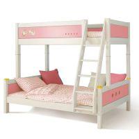Petal Hut children wood Bunk Bed