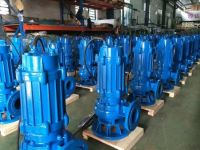 High quality sewage submersible water pump for clean