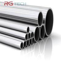 China Non-Ferrous Metals Titanium Exhaust Pipe Price Per Kg
