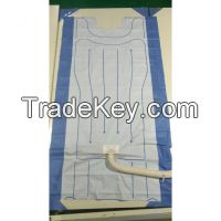 Medical Adult Full Body Forced-Air Warming Blanket Drape Patient Warm System