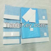 Single Use Universal Surgical Gown General Pack