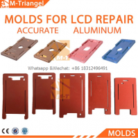 Full LCD Repair Tool LCD Mold For iphone 5 6 6s 7 plus OCA Lamination LCD Mould