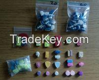 500 X BLUE TESLA XTC 240MG SKY MDMA
