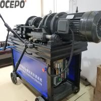 Construction Machinery Rebar Thread Rolling Machine for Making Straight Screw