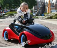 suprise gift newest design special model colorful MP3 children ride electric mini car