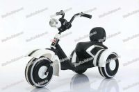 three wheels battery charger remote control children ride electric toy motorcycle