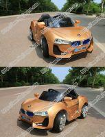 popular design plastic material battery power children ride car