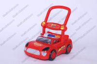 colorful appearance help baby walk early education music kid electric walker car