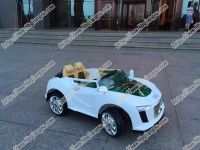wholesale the fashion style mini car model battery power kids ride electric toy car