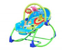 high quality colorful design baby multi-function swing