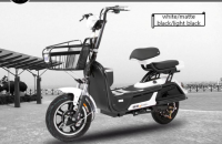 Electric Moped Scooter Adult Electric Bike Long Range