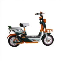 Big Saddle Commuter Electric Bicycle, Electric Scooters Bicycles for Adults