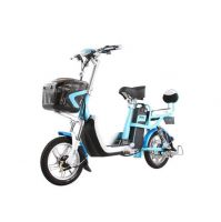 Lady Smart Electric Bicycle Double Seats with Pedal 6 Tubes Controller