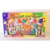new design plastic set of little kids toys
