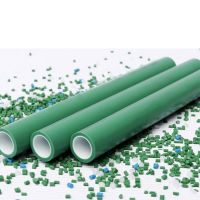 Standard Size DN 200 80 75 65 63 40 25 mm PN 20 PPR Pipe for Hot and Cold Water Supply