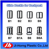 Multiple Selections of Plastic Adjustable Slide Buckle/Slider for Bag Part