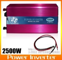 Inverter for electric drills