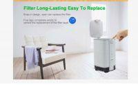 Small room air purifier LT-3w HEAP air filter carbon filter