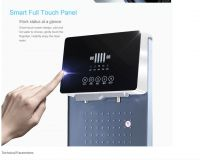 Commercial water fountain LT-W2017 fridge water dispenser