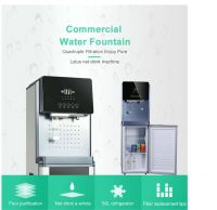 Commercial water fountain LT-W2017 fridge water dispenser