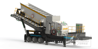 Combined Mobile Crushing Plant