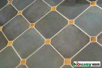 KOWAY glossy colorful epoxy tile grout adhensive