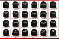 Basketball cap with hot stamping
