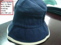 bucket hat/winter cap