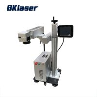 10W 20W 30W 50W 100W Online Flying Laser Marking Machine