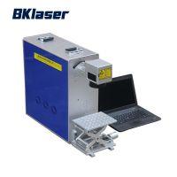 Max Portable Mini Laser Fiber Marking Machine for Metal /Pipe /Plastic